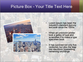 NYC Downtown PowerPoint Template - Slide 20