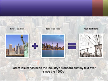 NYC Downtown PowerPoint Template - Slide 22