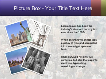 NYC Downtown PowerPoint Template - Slide 23