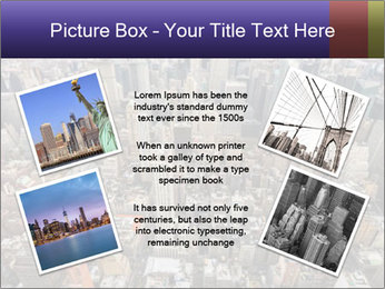 NYC Downtown PowerPoint Template - Slide 24