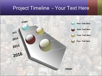NYC Downtown PowerPoint Template - Slide 26