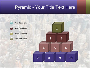 NYC Downtown PowerPoint Template - Slide 31