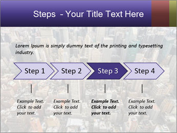 NYC Downtown PowerPoint Template - Slide 4