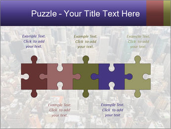 NYC Downtown PowerPoint Template - Slide 41