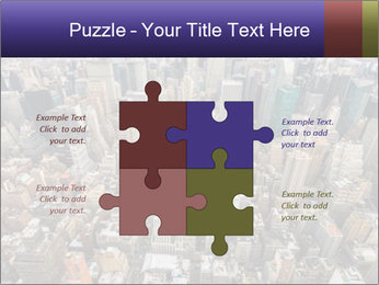 NYC Downtown PowerPoint Template - Slide 43