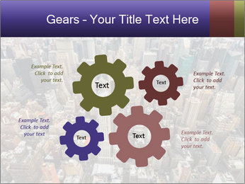 NYC Downtown PowerPoint Template - Slide 47