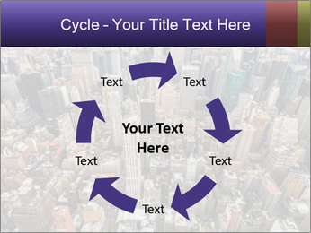 NYC Downtown PowerPoint Template - Slide 62