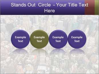 NYC Downtown PowerPoint Template - Slide 76