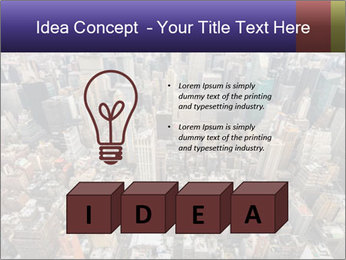 NYC Downtown PowerPoint Template - Slide 80