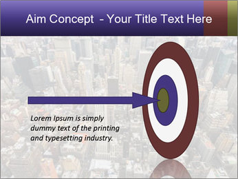 NYC Downtown PowerPoint Template - Slide 83