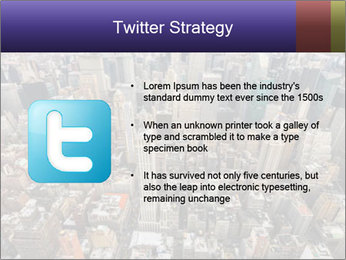 NYC Downtown PowerPoint Template - Slide 9