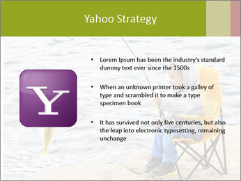 Small Boy Fishing PowerPoint Templates - Slide 11