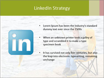 Small Boy Fishing PowerPoint Templates - Slide 12