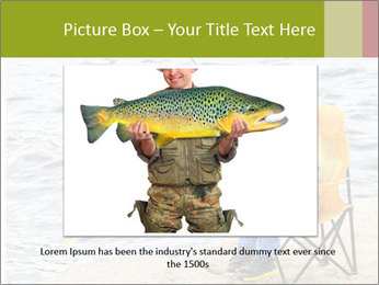 Small Boy Fishing PowerPoint Templates - Slide 15