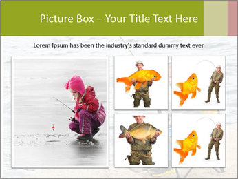 Small Boy Fishing PowerPoint Templates - Slide 19