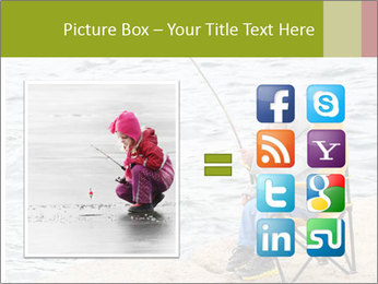 Small Boy Fishing PowerPoint Template - Slide 21