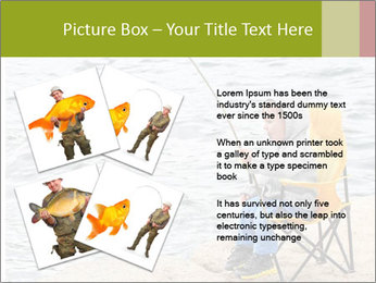 Small Boy Fishing PowerPoint Templates - Slide 23