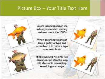 Small Boy Fishing PowerPoint Template - Slide 24