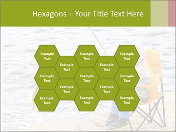 Small Boy Fishing PowerPoint Templates - Slide 44