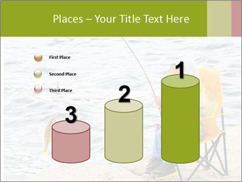 Small Boy Fishing PowerPoint Templates - Slide 65