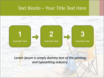 Small Boy Fishing PowerPoint Templates - Slide 71
