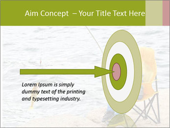 Small Boy Fishing PowerPoint Templates - Slide 83