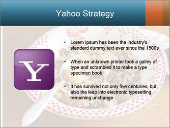 Organic Granola PowerPoint Templates - Slide 11