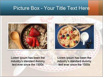 Organic Granola PowerPoint Templates - Slide 18