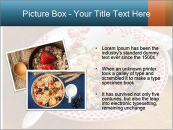 Organic Granola PowerPoint Templates - Slide 20