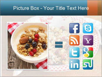 Organic Granola PowerPoint Template - Slide 21