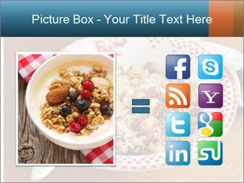 Organic Granola PowerPoint Templates - Slide 21