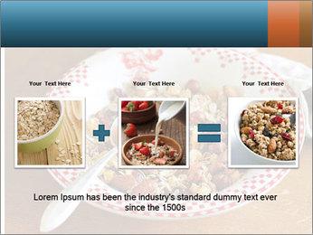 Organic Granola PowerPoint Templates - Slide 22