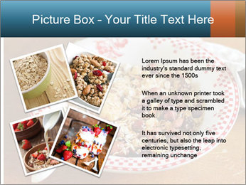 Organic Granola PowerPoint Template - Slide 23