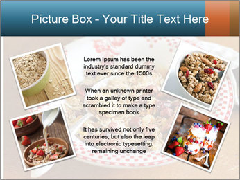 Organic Granola PowerPoint Template - Slide 24