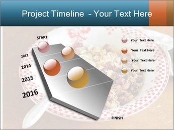 Organic Granola PowerPoint Templates - Slide 26