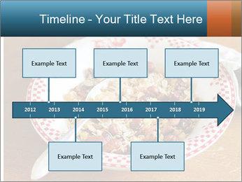 Organic Granola PowerPoint Templates - Slide 28