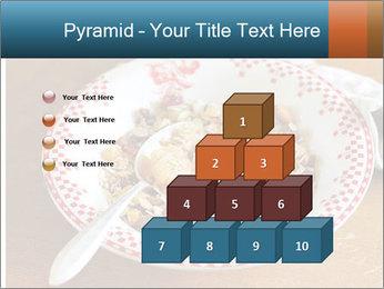 Organic Granola PowerPoint Templates - Slide 31