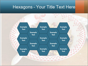 Organic Granola PowerPoint Templates - Slide 44