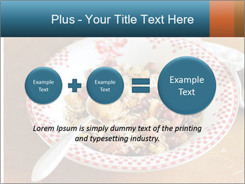 Organic Granola PowerPoint Template - Slide 75