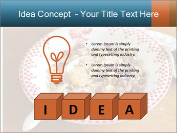 Organic Granola PowerPoint Template - Slide 80