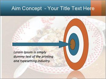 Organic Granola PowerPoint Templates - Slide 83