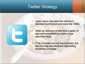 Organic Granola PowerPoint Templates - Slide 9