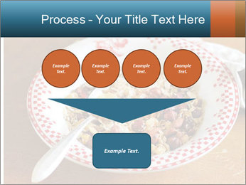 Organic Granola PowerPoint Templates - Slide 93