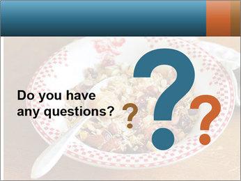 Organic Granola PowerPoint Templates - Slide 96