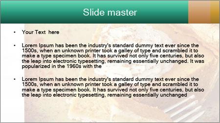 Vegan Cake PowerPoint Template - Slide 2