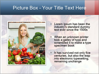 Happy friends, posing for a selfie. PowerPoint Template - Slide 13