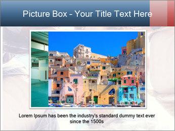 Happy friends, posing for a selfie. PowerPoint Templates - Slide 15