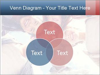 Happy friends, posing for a selfie. PowerPoint Templates - Slide 33