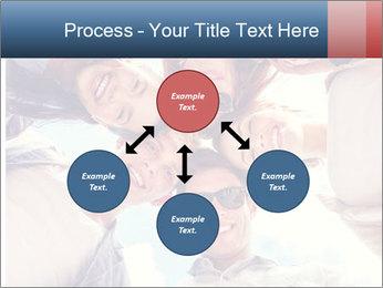 Happy friends, posing for a selfie. PowerPoint Templates - Slide 91