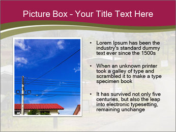 Rural Area PowerPoint Template - Slide 13